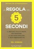 La Regola dei 5 Secondi - Libro