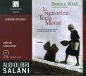 La Signorina Tecla Manzi - Audiolibro - 5 CD
