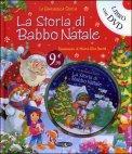 La Storia di Babbo Natale con DVD