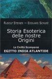 La Storia Esoterica delle nostre Origini — Libro