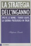 La Strategia dell'Inganno - Libro