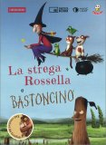 La Strega Rossella e Bastoncino — DVD