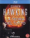 LA TEORIA DEL TUTTO - COFANETTO - 3 BLUE RAY DISC Stephen Hawking in collaborazione con Discovery Channel, guida lo spettatore in un viaggio affascinante alla scoperta dei grandi segreti del cosmo. di Stephen Hawking