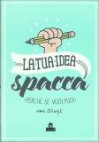 La Tua Idea Spacca - Perchè Se Vuoi Puoi - Libro