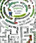 Labirinto Gigante - Nel Giardino Incantato per Giocare e Colorare