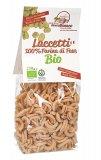 Laccetti 100% di Farina di Fave Bio, Italiane, Macinate a Pietra