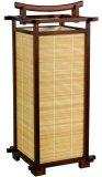 Lampada Giapponese in Bambù - Nara 45 cm