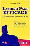 Landing Page Efficace — Libro