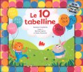 Le 10 Tabelline - Libro + CD audio
