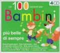 Le 100 Canzoni per Bambini più Belle di Sempre - 4 CD