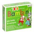 Le 100 Canzoni per Bambini più Belle di Sempre -  4 CD — CD