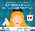 Le Avventure di Alice nel Paese delle Meraviglie - CD Mp3 — Audiolibro CD Mp3