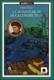 Le Avventure di Huckleberry Finn - Audiolibro  + libro