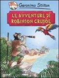 Le Avventure di Robinson Crusoe  - Libro