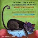Le Avventure di Zorro  - Libro