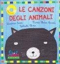 Le Canzoni degli Animali + CD - Libro
