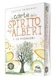 LE CARTE DELLO SPIRITO DEGLI ALBERI - I 13 PIONIERI — CARTE 65 carte fotografiche e illustrate + opuscolo di Lucilla Satanassi