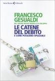 Le Catene del Debito  - Libro