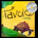 Le Favole di Esopo - Volume 1 - Audiolibro - 2 CD