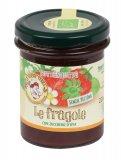 Le Fragole con Zucchero d'Uva