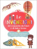 Le Invenzioni di Leonardo Da Vinci e di Jules Verne - Cofanetto