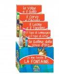 Le Mie Favole di La Fontaine - Cofanetto