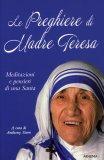 Le Preghiere di Madre Teresa — Libro