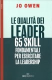 Le Qualità dei Leader - Libro