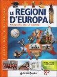 Le Regioni d'Europa  - Libro