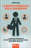 Le Regole Essenziali della Leadership — Libro