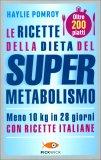 Le Ricette della Dieta del Supermetabolismo - Libro