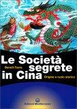 Le Società Segrete in Cina - Libro
