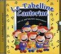 Le Tabelline Canterine - CD