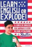 Learn English or Explode! — Libro
