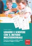 Leggere e Scrivere con il Metodo Multisensoriale — Libro