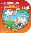 Les Mandalas Des Animaux De La Ferme - Libro