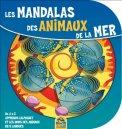 Les Mandalas Des Animaux De La Mer - Libro