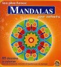 Les Plus Beaux Mandalas Pour Enfants  - Libro