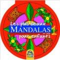 Les plus Beaux Mandalas pour Enfants - Vol.1 - Rouge
