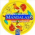 Les Plus Beaux Mandalas Pour Enfants - Vol.3 - Jaune