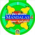 Les plus Beaux Mandalas pour Enfants - Vol.4 - Vert