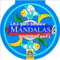 Les plus Beaux Mandalas pour Enfants - Vol.6 - Bleu
