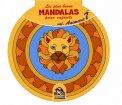 Les Plus Beaux Mandalas Pour Les Enfants - Vol.7 - Animaux