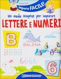 Lettere e Numeri  - Libro