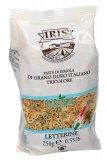 Letterine - Pasta di Semola di Grano Duro Italiano Tricolore