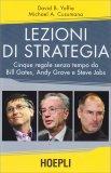 Lezioni di Strategia - Libro
