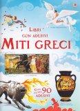 Libri con Adesivi - Miti Greci - Libro con Adesivi