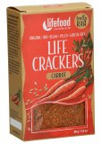 Life Crackers - Cracker di Carote