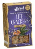 Life Crackers - Pane Croccante alla Chia e Canapa