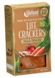 Life Crackers - Pane Croccante non Salato alle Verdure